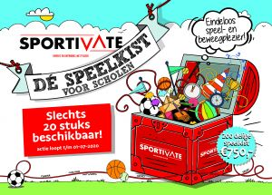 SPEELKIST-Sportivate