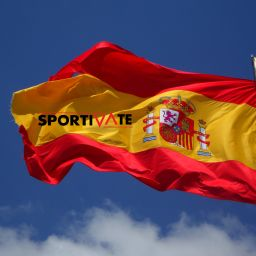 Spaanse vlag Sportivate