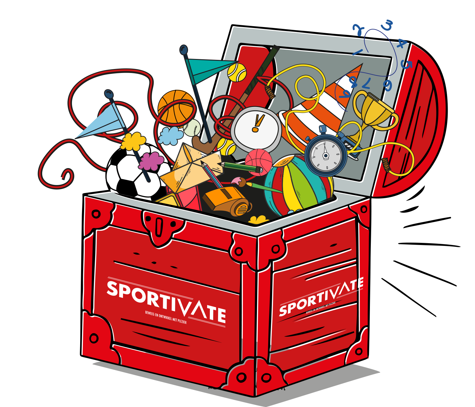 Sportivate Speelkist
