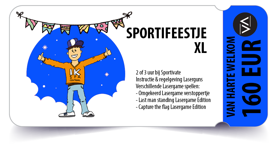 Sportivate-Kinderfeestje-ticket-lasergame-xl